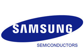 Samsung Semiconductor Logo