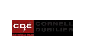 Cornell-Dubilier-Logo